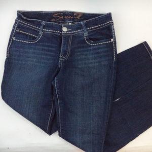 Seven7 Straight Leg Jeans Sz 29 CL47 1118